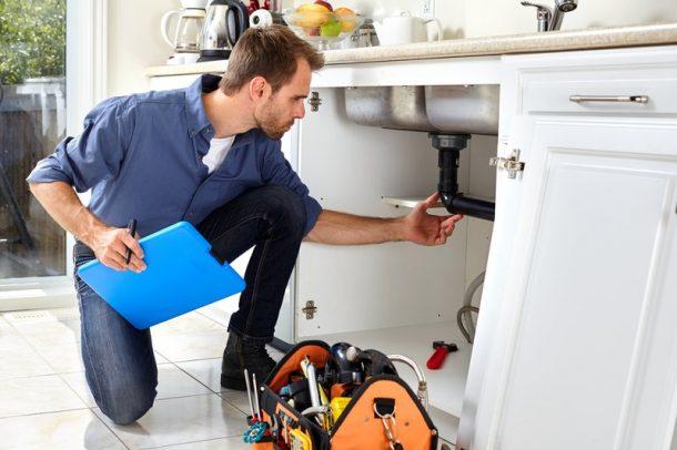 Plumbing Inspection In Beaumont