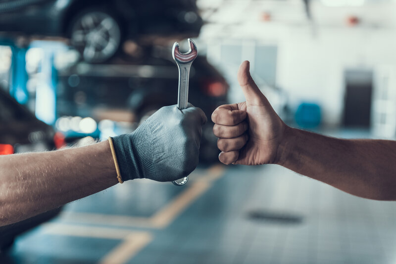 Garage Inspection in Beaumont