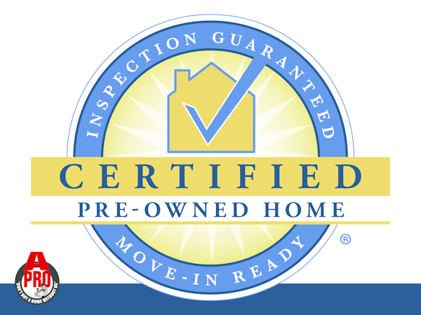 Certified Pre-Owned Home Inspection in Beaumont